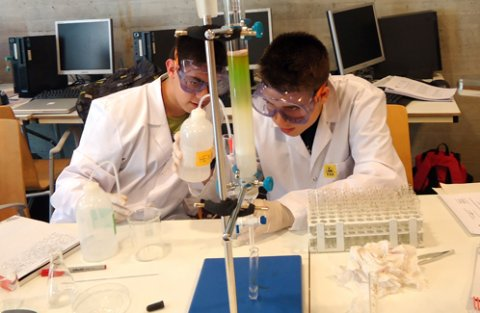 Youth Science Programme Catalunya-La Pedrera Foundation